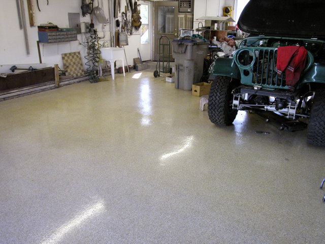 Epoxy Floor Coating Systems - Western Concrete Coatings