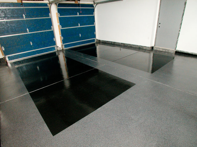 Epoxy Floor Coating Systems - Western Concrete Coatings